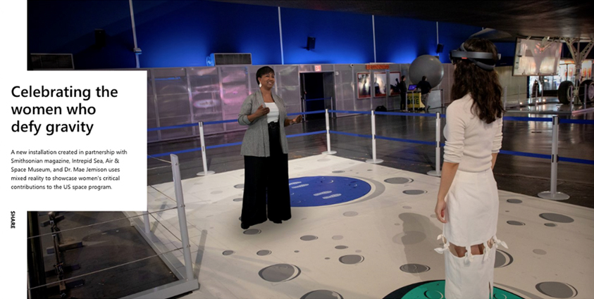 LIVE EVENT WITH DR. MAE JEMISON ON MUSEUM DAY